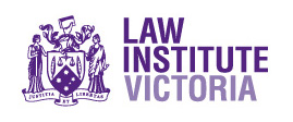 Burns & Tinney - Law Institute Victoria